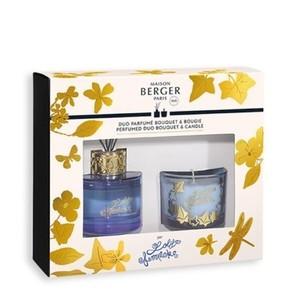 (подарочный набор свеча 80 гр + аромадиффузор 80 мл) Лолита Лемпика фиалковый - 3