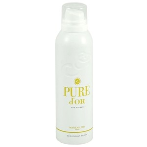 GEPARLYS PURE D'OR lady 200ml deo