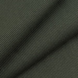 Ткань на отрез кашкорсе с лайкрой 2802 цвет хаки