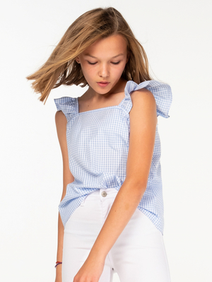 100273_OLG Блузка для девочки