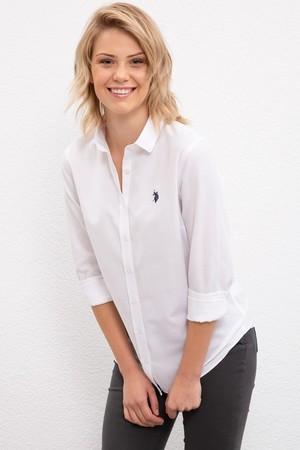 US Polo Assn Kadın Gömlek G082GL004.000.1177173
