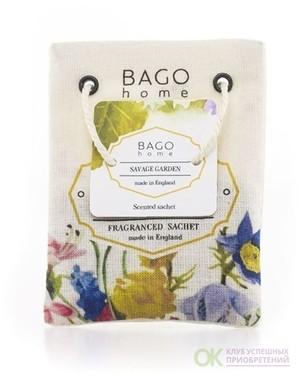 Саше ароматическое Дикий сад, BAGO Home