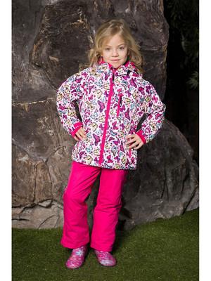 714305-259 Комплект текстильный для девочек: куртка, брюки