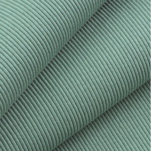 Ткань на отрез кашкорсе 3-х нитка с лайкрой цвет светло-изумрудный