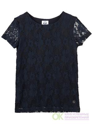 22021091 Блузка трикотажная для девочек