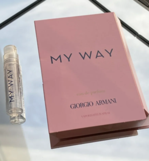 GIORGIO ARMANI MY WAY lady 1.2ml edp mini