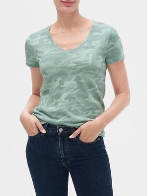Favorite Print T-Shirt SKU Number#4672061310001