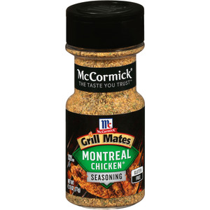 McCormick Grill Mates Montreal Chicken Seasoning ,77гр