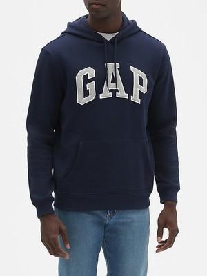 Gap Logo Fleece Hoodie SKU Number#5109815210001