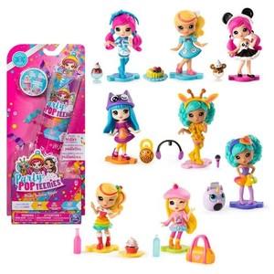 Хлопушка с сюрпризом Party Popteenies (кукла+питомец+акссессуары, в ассортименте) (в блистере) 46801, (Spin Master Ltd)