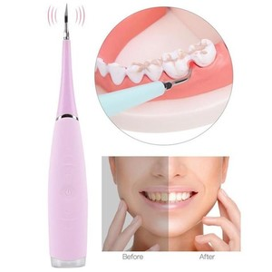 Water Flosser Cordless Teeth Cleaner,Electric Dental Calculus Remover,for Travel Home Braces and Bridges Care
