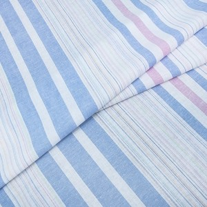Ткань на отрез полулен простынный 150 см 5х50/3 Полоса