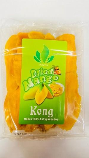Манго натуральный не сухой 500 гр ( в вакуме)