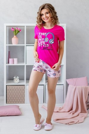 Пижама Меломанка-5 Кулирка