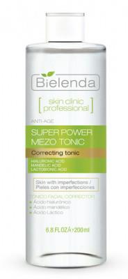 BIELENDA Skin Clinic Professional Тоник для лица Миндальная и Лактобионовая кислота 200 мл