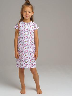 Сорочка ночная трикотажная для девочек