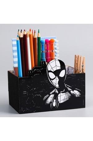 MARVEL, Органайзер для канцелярии Человек-паук MARVEL