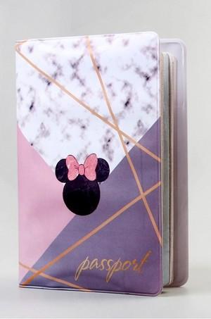 Disney, Обложка на паспорт Минни Маус Disney