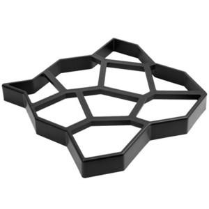 Форма для отливки садовых дорожек Vortex 50х50х6 см 24074