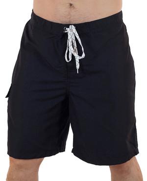 Мужские чёрные шорты для дачного сезона от Merona™ №506