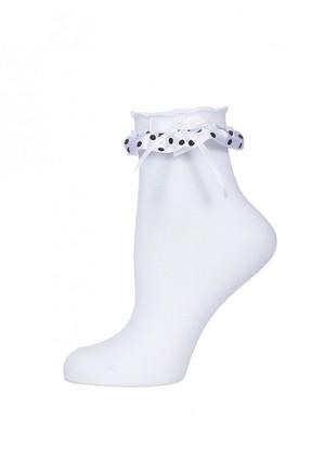 LARMINI Носки LR-S-BS-PJ-LGL, цвет белый
