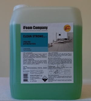 Волшебная канистра - CLEAN STRONG 5 кг
