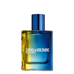 ZADIG & VOLTAIRE THIS IS LOVE men 100ml edt TESTER