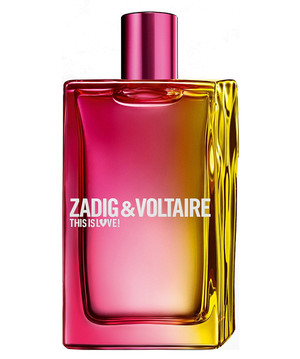 ZADIG & VOLTAIRE THIS IS LOVE lady 0.8ml edp mini