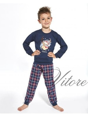 966/113 Пижама для мальчика Cornette Reindeer