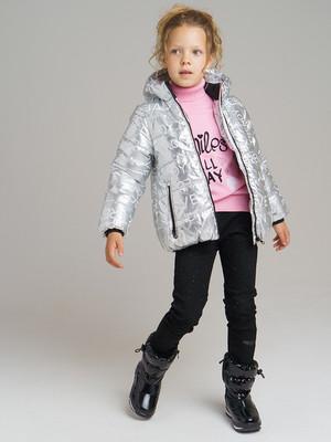 32022656 Куртка текстильная для девочек