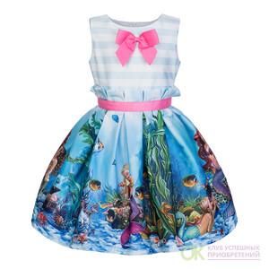 Платье ПЛ-13207 Русалочка