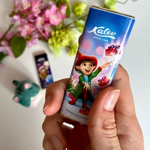 КАЛЕВ НГ молочный шоколад 20гх30шт (4120) - цена за 1 шт!