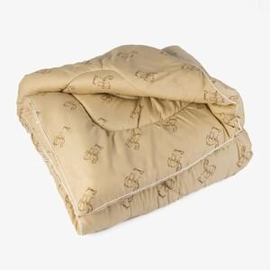 Одеяло Верблюд зимнее 200х220 см,  полиэфирное волокно, п/э 100%