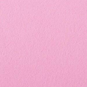 Фетр листовой жесткий IDEAL 1 мм 20х30 см FLT-H1 упаковка 10 листов цвет 613 светло-розовый