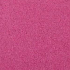 Фетр листовой жесткий IDEAL 1 мм 20х30 см FLT-H1 упаковка 10 листов цвет 610 т-розовый