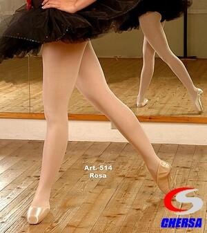 Колготки Pridance для танцев и балета матовые 60 den * (Артикул: 514 ) (арт. 514)
