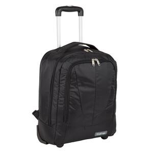П7102 Рюкзак с телегой на колесах (Черный)