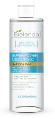 BIELENDA Skin Clinic Professional Тоник для лица с гиалуроновой кислотой 200 мл