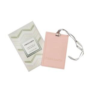 Дарджилинг и дамасская роза Wax Lyrical ароматическая карточка