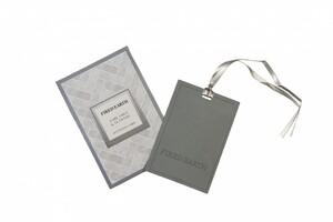 Чай с бергамотом и ветивером Wax Lyrical ароматическая карточка