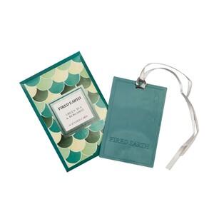 Зеленый чай и бергамот Wax Lyrical ароматическая карточка