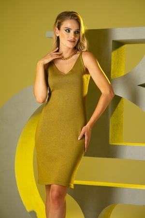 2768 Платье Barbara Geratti  (Белоруссия) Старая цена 3974 р