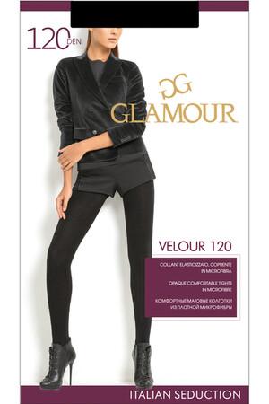 Колготки женские Velour 120 (60/1) Glamour Collant