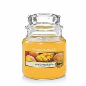 Аромасвеча в банке малая Соус манго персик