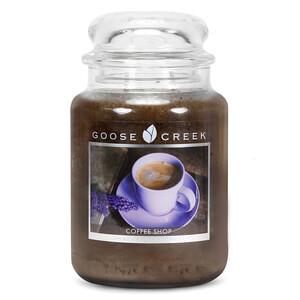 COFFEE SHOP/ КОФЕЙНЯ (Ранняя утренняя остановка в вашем любимом кафе. Это богатый, душистый аромат жаренных кофейных зерен, наполняющих воздух.)
