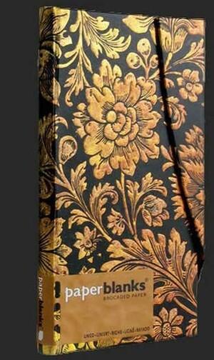 Алфавитная книга Paperblanks Midnight Gold, PB2197-1