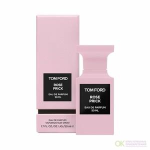TOM FORD ROSE PRICK lady 50ml edp около 18мл