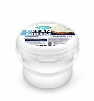Сыр творожный Чудское озеро 60% 1 кг