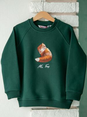 Детский свитшот Forest Fox