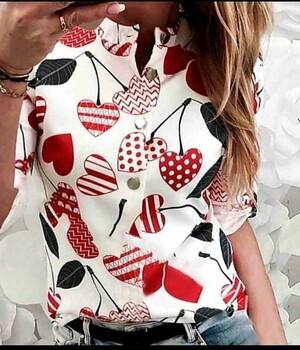 Рубашка женская, Артикул: 57745
